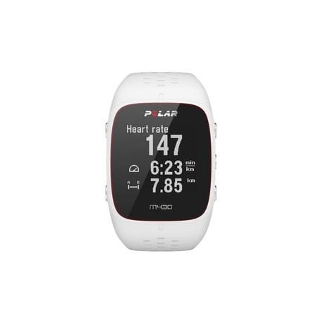 Polar M430 GPS-es futó óra White - Sportgpsek.hu webáruház 0041e06702