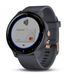 Garmin vívoactive 3 Music Granite Blue/Rose Gold EEU