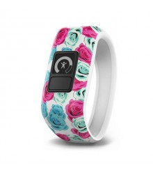 Garmin  vivofit junior virág (real flower)