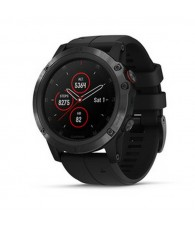 Garmin f?nix 5X Plus Sapphire Black with Black Band
