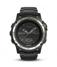 Garmin D2 Charlie, Titanium, GPS Aviation Watch, EMEA