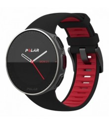 Polar Vantage V TI BLK/RED