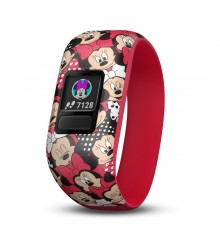 Garmin vívofit jr. 2 Disney fix méretű Minnie pánttal